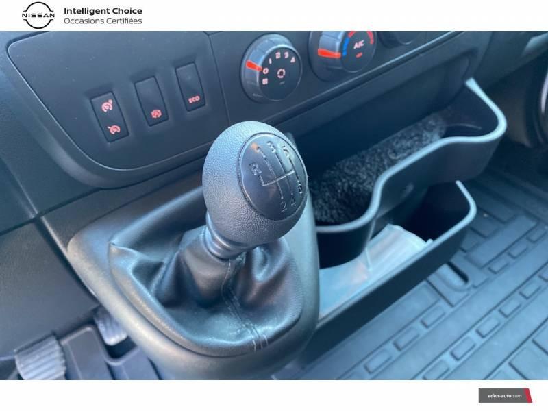 Nissan NV400 FOURGON L2H2 3.3T 2.3 DCI TT 145 S/S OPTIMA Blanc occasion à Chauray - photo n°13