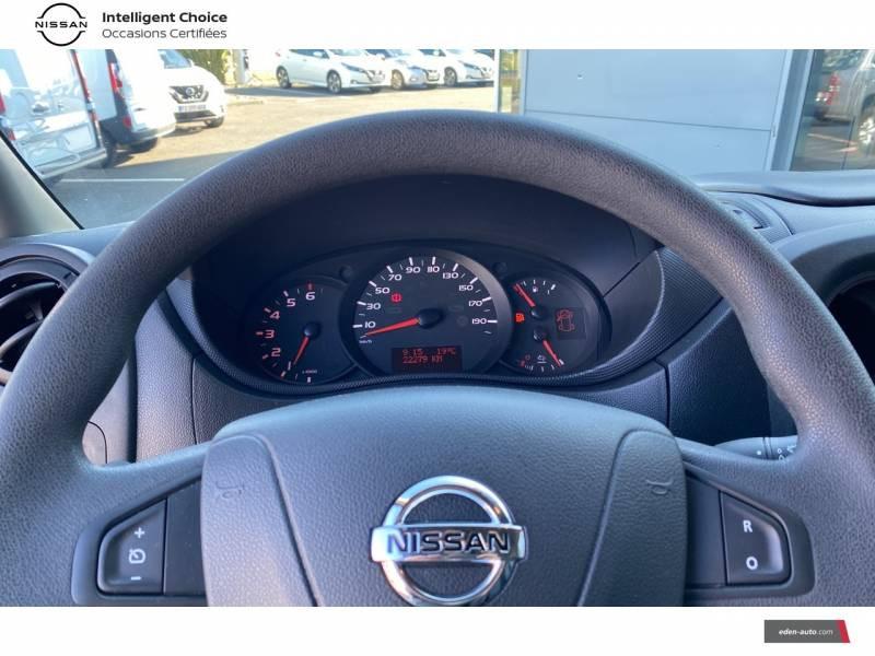 Nissan NV400 FOURGON L2H2 3.3T 2.3 DCI TT 145 S/S OPTIMA Blanc occasion à Chauray - photo n°12