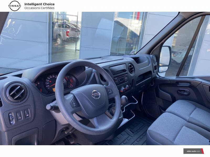 Nissan NV400 FOURGON L2H2 3.3T 2.3 DCI TT 145 S/S OPTIMA Blanc occasion à Chauray - photo n°9