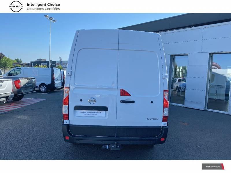 Nissan NV400 FOURGON L2H2 3.3T 2.3 DCI TT 145 S/S OPTIMA Blanc occasion à Chauray - photo n°4