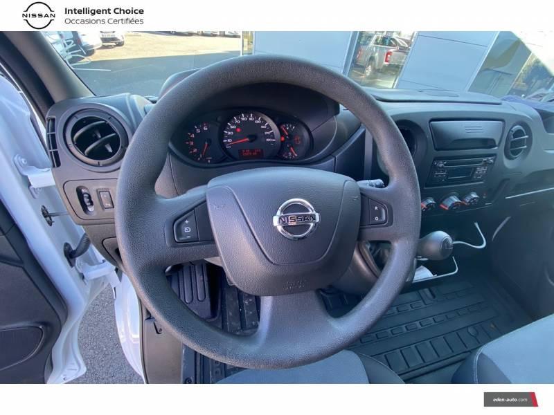 Nissan NV400 FOURGON L2H2 3.3T 2.3 DCI TT 145 S/S OPTIMA Blanc occasion à Chauray - photo n°10