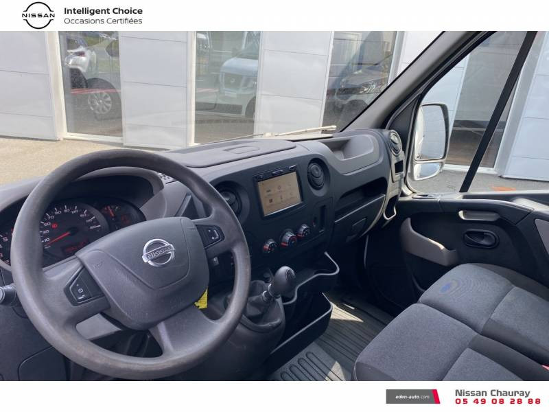 Nissan NV400 FOURGON L2H2 3.5T 2.3 DCI TT 170 S/S N-CONNECTA Blanc occasion à Chauray - photo n°9