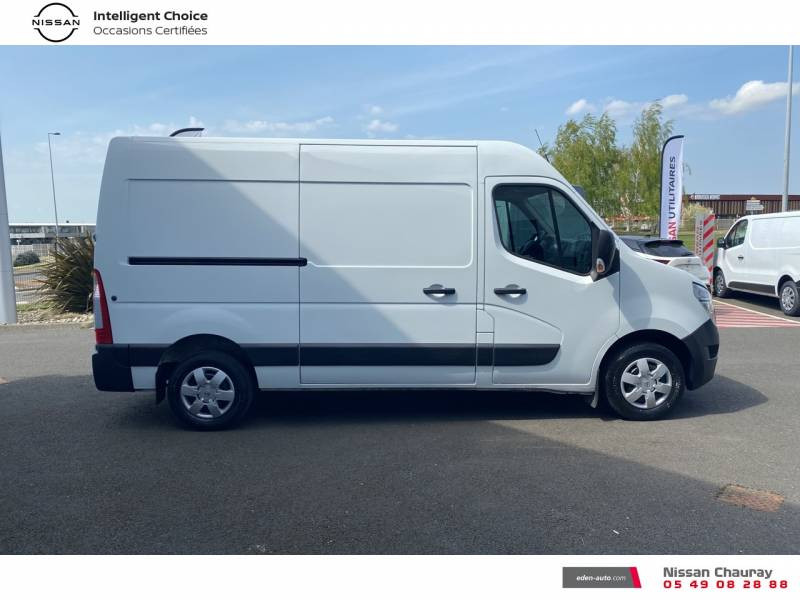 Nissan NV400 FOURGON L2H2 3.5T 2.3 DCI TT 170 S/S N-CONNECTA Blanc occasion à Chauray - photo n°8