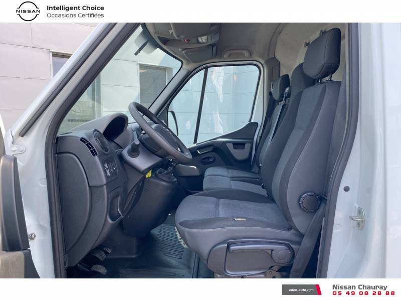 Nissan NV400 FOURGON L2H2 3.5T 2.3 DCI TT 170 S/S N-CONNECTA Blanc occasion à Chauray - photo n°6