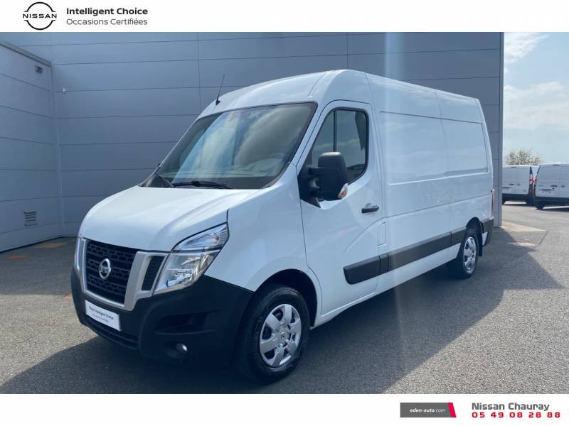 Nissan NV400 FOURGON L2H2 3.5T 2.3 DCI TT 170 S/S N-CONNECTA Blanc occasion à Chauray - photo n°17