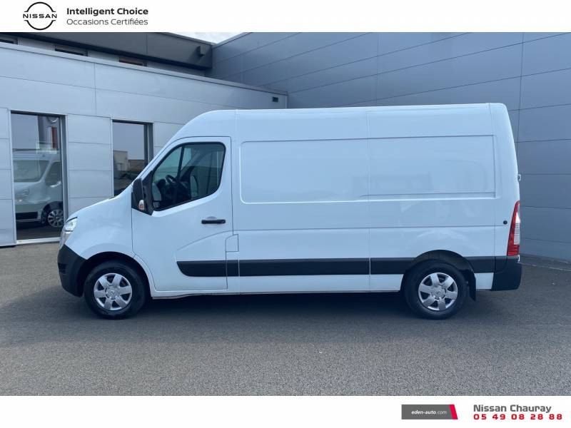 Nissan NV400 FOURGON L2H2 3.5T 2.3 DCI TT 170 S/S N-CONNECTA Blanc occasion à Chauray - photo n°3