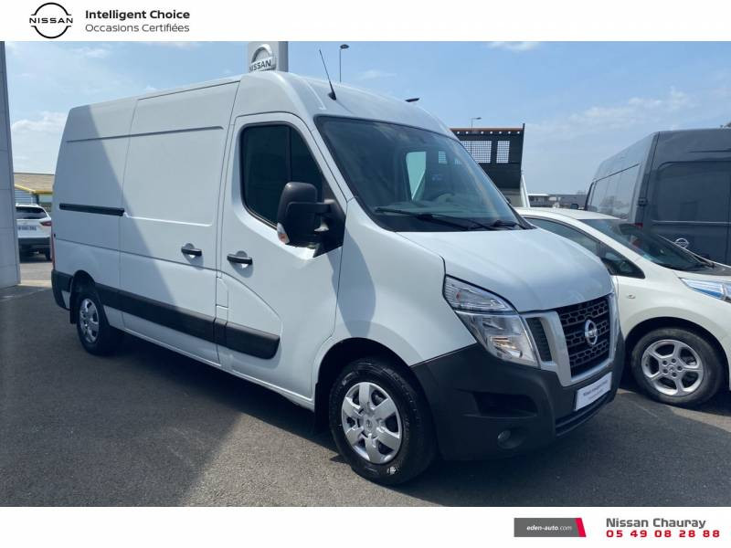 Nissan NV400 FOURGON L2H2 3.5T 2.3 DCI TT 170 S/S N-CONNECTA Blanc occasion à Chauray - photo n°16