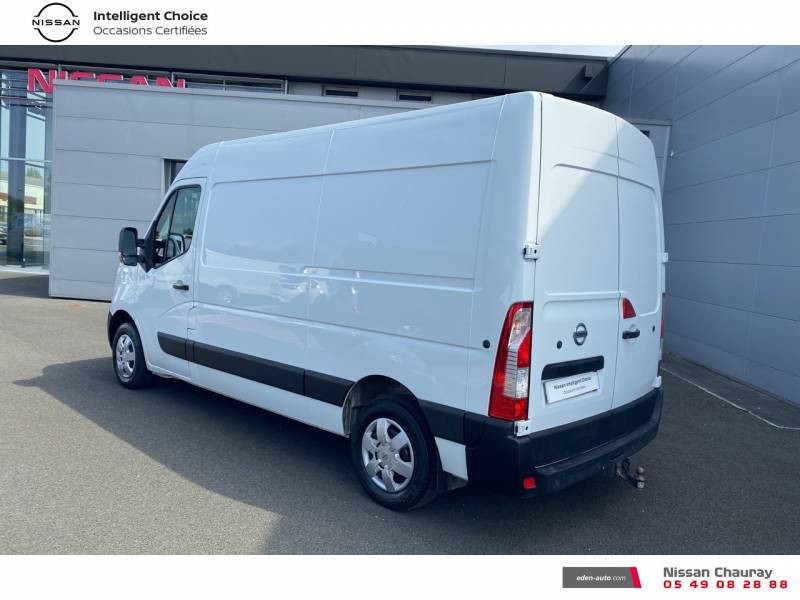 Nissan NV400 FOURGON L2H2 3.5T 2.3 DCI TT 170 S/S N-CONNECTA Blanc occasion à Chauray - photo n°7
