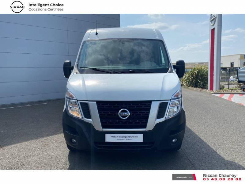Nissan NV400 FOURGON L2H2 3.5T 2.3 DCI TT 170 S/S N-CONNECTA Blanc occasion à Chauray - photo n°2