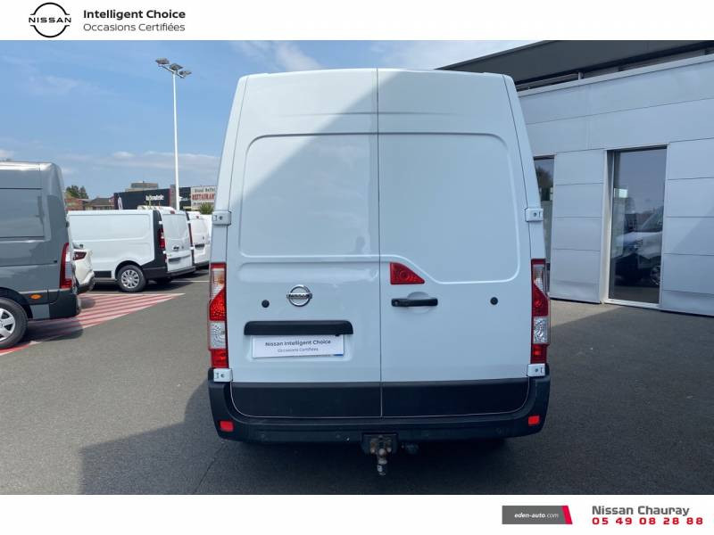Nissan NV400 FOURGON L2H2 3.5T 2.3 DCI TT 170 S/S N-CONNECTA Blanc occasion à Chauray - photo n°4