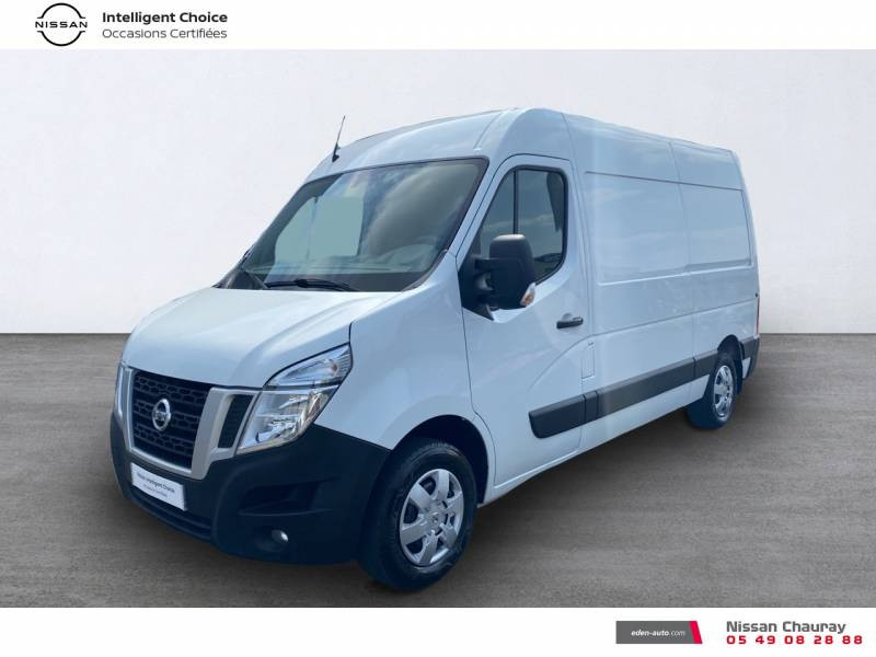 Nissan NV400 FOURGON L2H2 3.5T 2.3 DCI TT 170 S/S N-CONNECTA Blanc occasion à Chauray