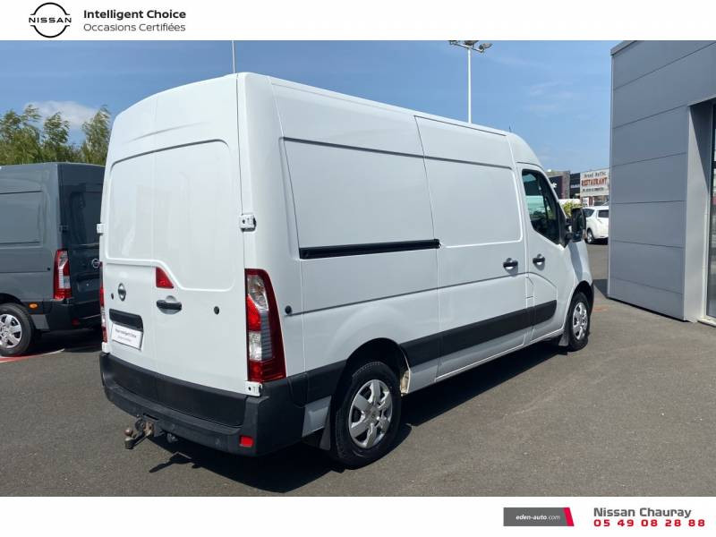 Nissan NV400 FOURGON L2H2 3.5T 2.3 DCI TT 170 S/S N-CONNECTA Blanc occasion à Chauray - photo n°13