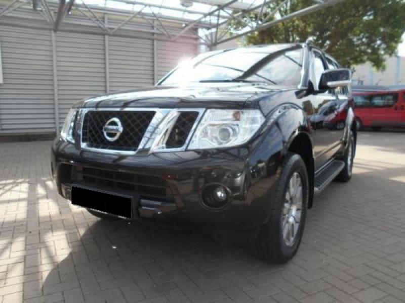 Nissan Pathfinder 2.5 DCI 190 7places Noir occasion à Beaupuy - photo n°6