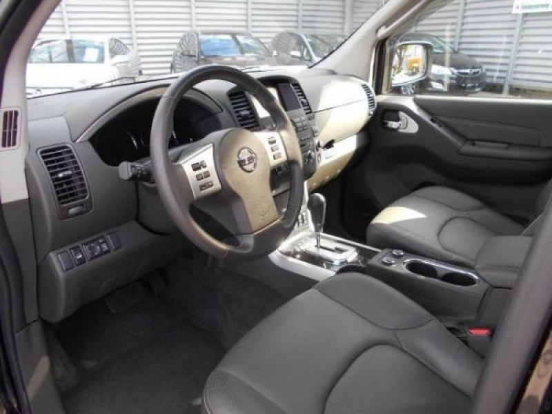 Nissan Pathfinder 2.5 DCI 190 7places Noir occasion à Beaupuy