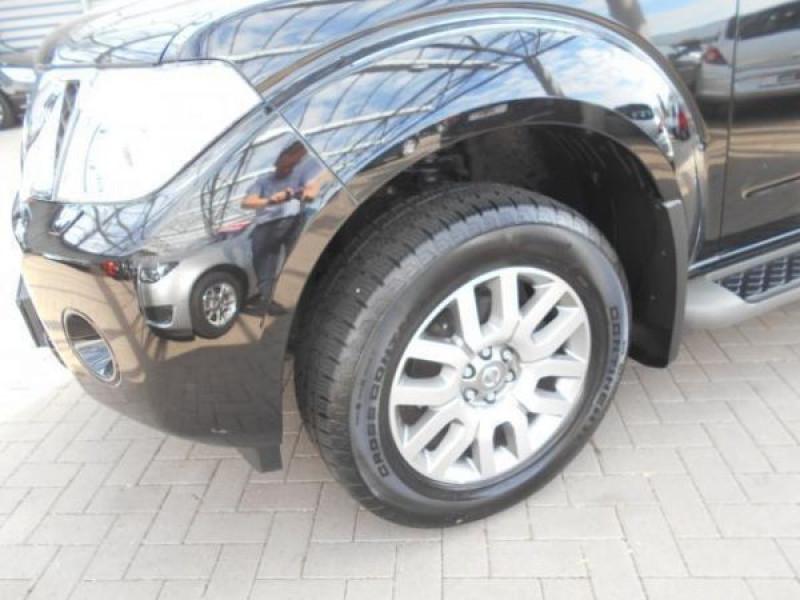 Nissan Pathfinder 2.5 DCI 190 7places Noir occasion à Beaupuy - photo n°8