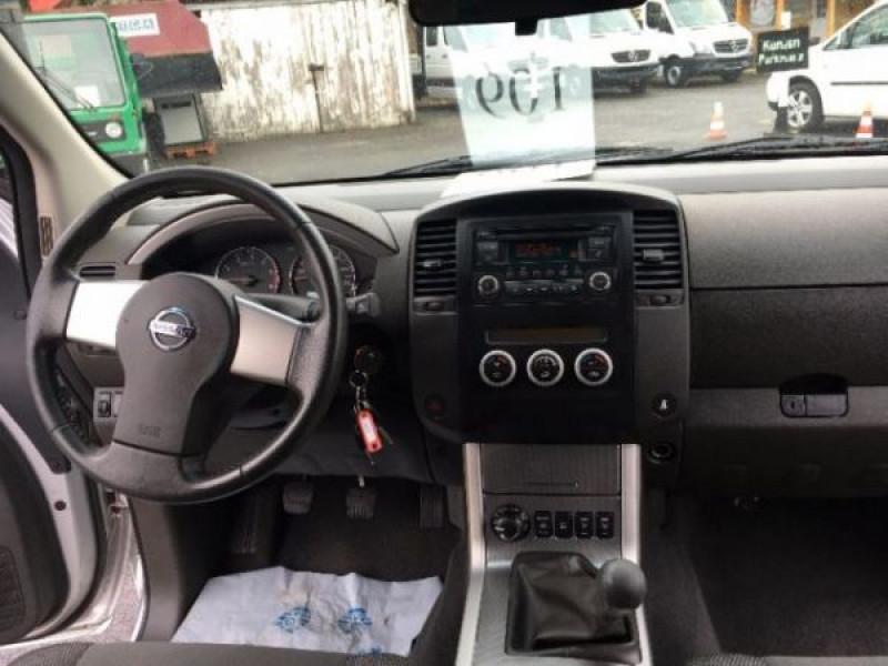 Nissan Pathfinder 2.5 DCI 190 7places Argent occasion à Beaupuy
