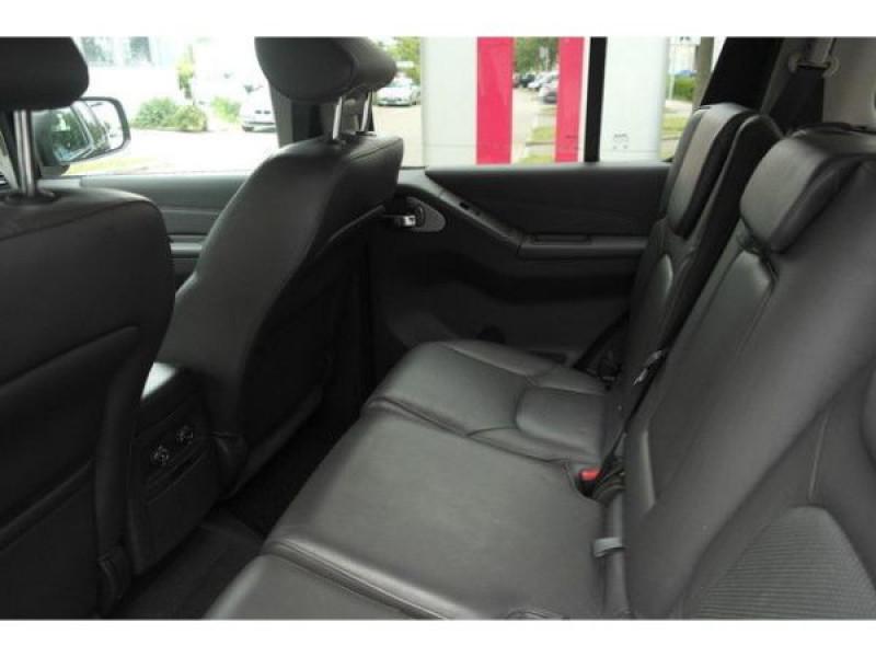 Nissan Pathfinder 2.5 DCI 190 Noir occasion à Beaupuy - photo n°5