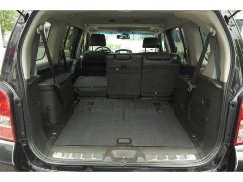 Nissan Pathfinder 2.5 DCI 190 Noir occasion à Beaupuy - photo n°8
