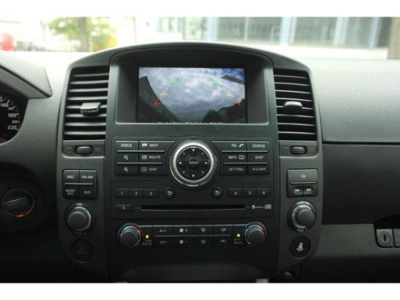 Nissan Pathfinder 2.5 DCI 190 Noir occasion à Beaupuy - photo n°4