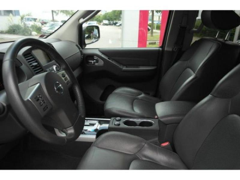 Nissan Pathfinder 2.5 DCI 190 Noir occasion à Beaupuy - photo n°3