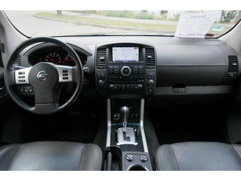 Nissan Pathfinder 2.5 DCI 190 Noir occasion à Beaupuy