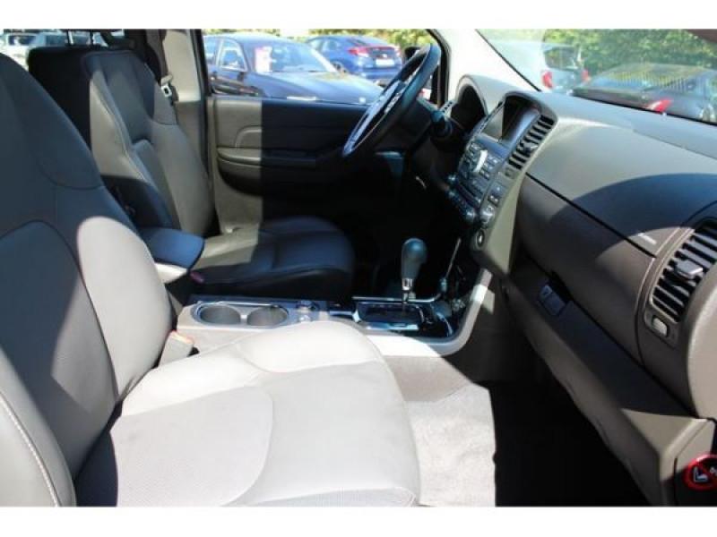 Nissan Pathfinder 3.0 DCI 231 7 places Noir occasion à Beaupuy - photo n°3
