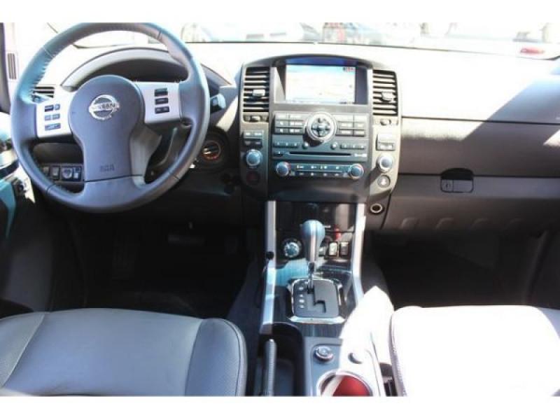 Nissan Pathfinder 3.0 DCI 231 7 places Noir occasion à Beaupuy