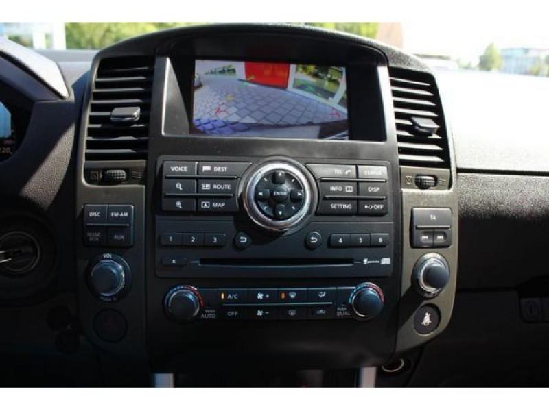 Nissan Pathfinder 3.0 DCI 231 7 places Noir occasion à Beaupuy - photo n°4