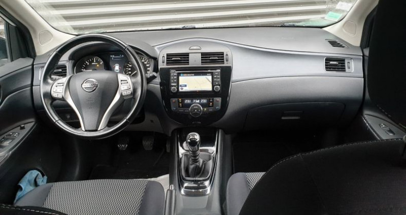 Nissan Pulsar 1.5 dci 110 connect edition bv6 oiii Blanc occasion à FONTENAY SUR EURE - photo n°5