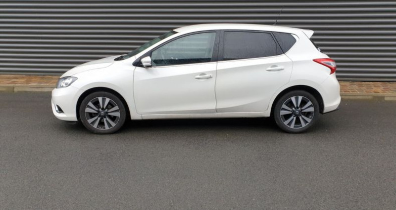 Nissan Pulsar 1.5 dci 110 connect edition bv6 oiii Blanc occasion à FONTENAY SUR EURE - photo n°4