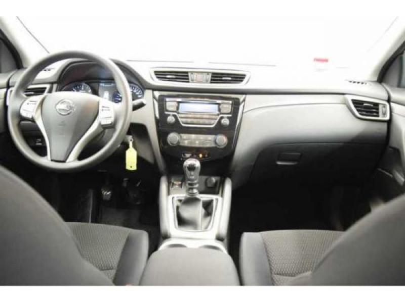Nissan Qashqai 1.2 DIG-T 115 CH Visia Blanc occasion à Beaupuy