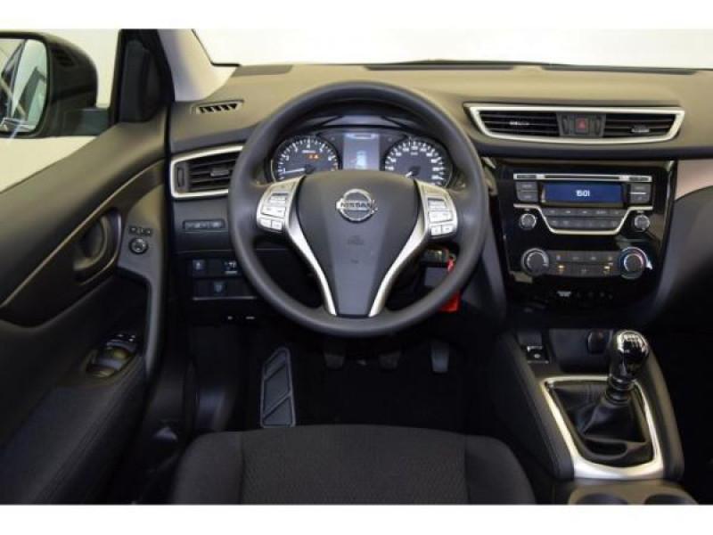 Nissan Qashqai 1.2 DIG-T 115 CH Visia Gris occasion à Beaupuy