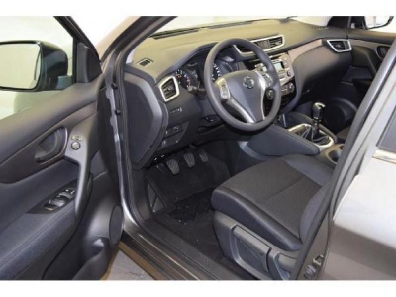 Nissan Qashqai 1.2 DIG-T 115 CH Visia Gris occasion à Beaupuy - photo n°9