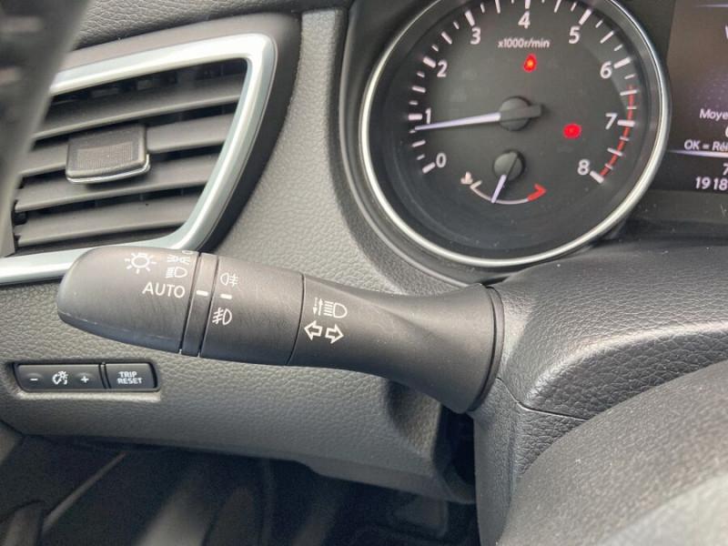 Nissan Qashqai 1.2 DIG-T 115 N-CONNECTA TOIT PANO FULL LED Blanc occasion à Montauban - photo n°16