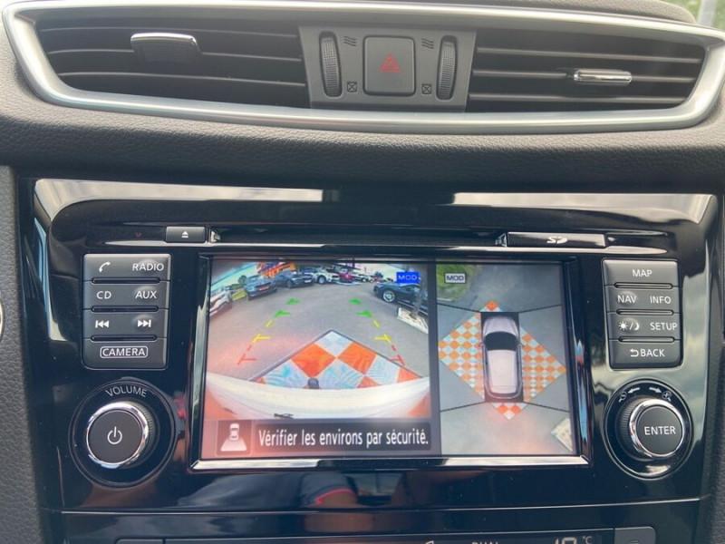 Nissan Qashqai 1.2 DIG-T 115 N-CONNECTA TOIT PANO FULL LED Blanc occasion à Montauban - photo n°11