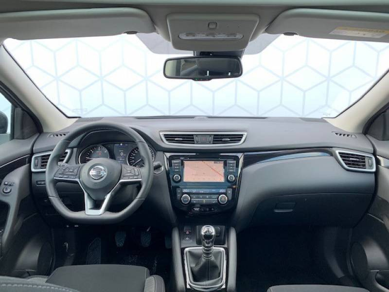 Nissan Qashqai 1.2 DIG-T 115 N-Connecta Rouge occasion à Champniers - photo n°6