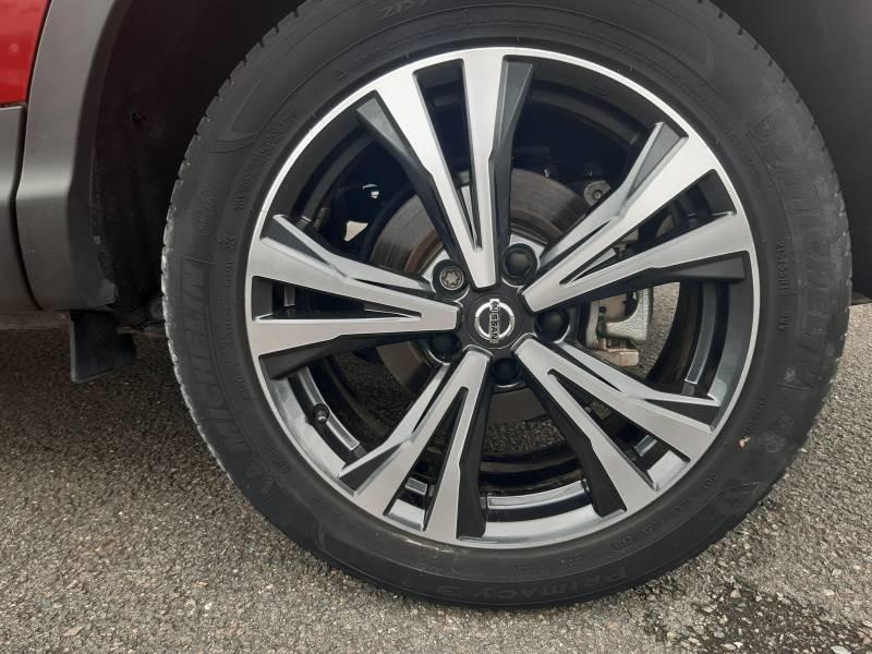 Nissan Qashqai 1.2 DIG-T 115 N-Connecta Rouge occasion à Champniers - photo n°16