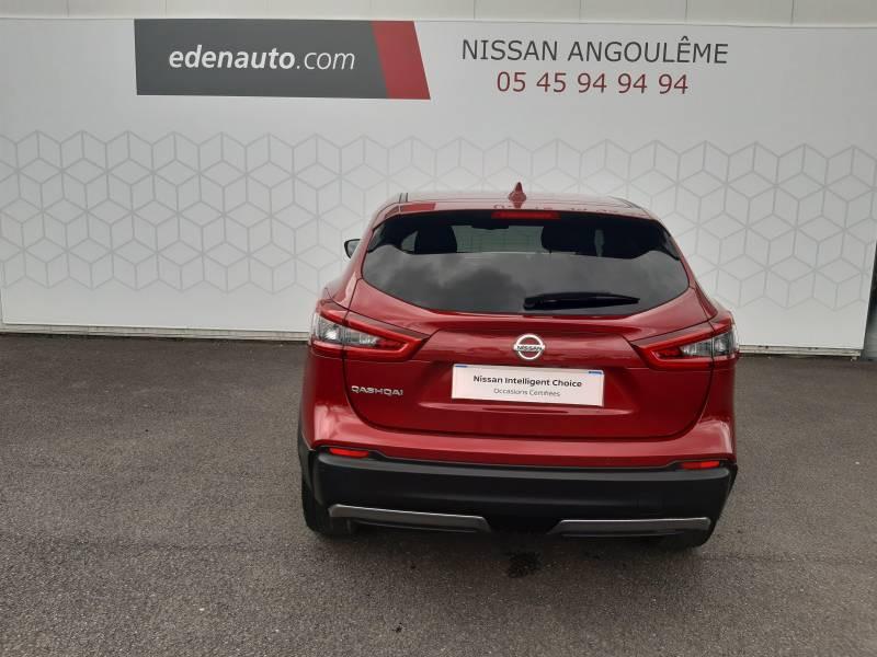 Nissan Qashqai 1.2 DIG-T 115 N-Connecta Rouge occasion à Champniers - photo n°12