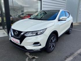 Nissan Qashqai occasion à Plougastel-Daoulas