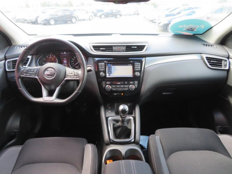 Nissan Qashqai 1.2 DIG-T 115CH N-CONNECTA Gris occasion à Lormont - photo n°17