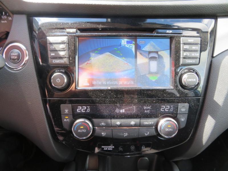 Nissan Qashqai 1.2 DIG-T 115CH N-CONNECTA Gris occasion à Lormont - photo n°14