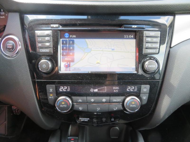 Nissan Qashqai 1.2 DIG-T 115CH N-CONNECTA Gris occasion à Lormont - photo n°13