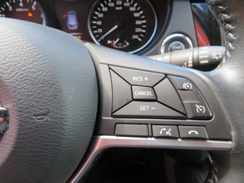 Nissan Qashqai 1.2 DIG-T 115CH N-CONNECTA Gris occasion à Lormont - photo n°12