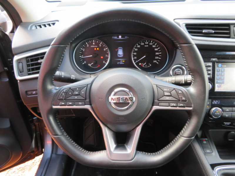 Nissan Qashqai 1.2 DIG-T 115CH N-CONNECTA Gris occasion à Lormont - photo n°10