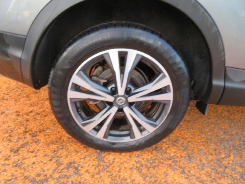 Nissan Qashqai 1.2 DIG-T 115CH N-CONNECTA Gris occasion à Lormont - photo n°4