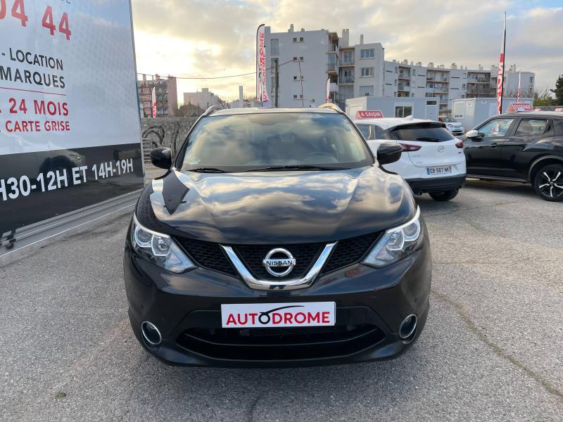 Nissan Qashqai 1.2L DIG-T 115ch Acenta - 22 000 Kms Noir occasion à Marseille 10 - photo n°2