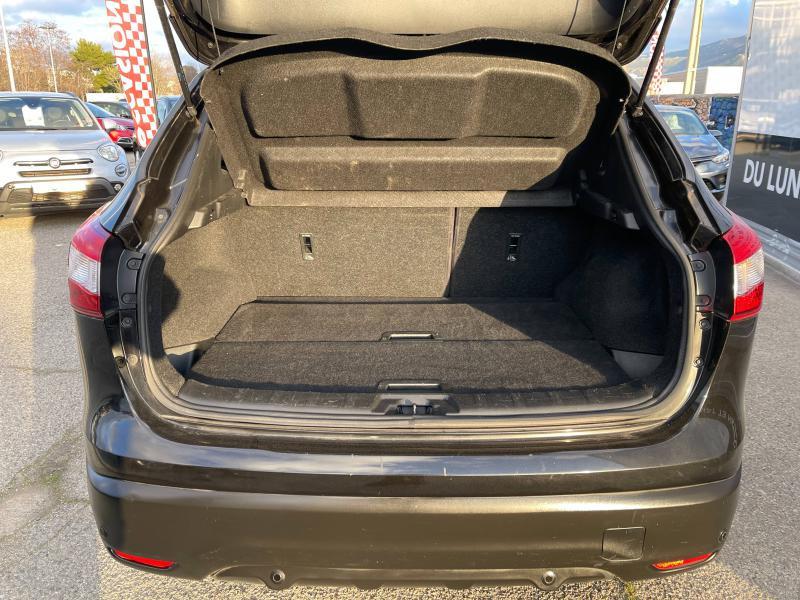 Nissan Qashqai 1.2L DIG-T 115ch Acenta - 22 000 Kms Noir occasion à Marseille 10 - photo n°9
