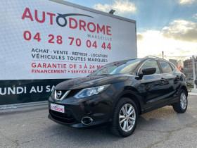 Nissan Qashqai Noir, garage AUTODROME à Marseille 10