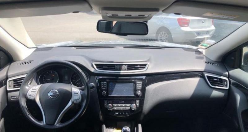 Nissan Qashqai 1.2L DIG-T 115ch Tekna Gris occasion à La Rochelle - photo n°6