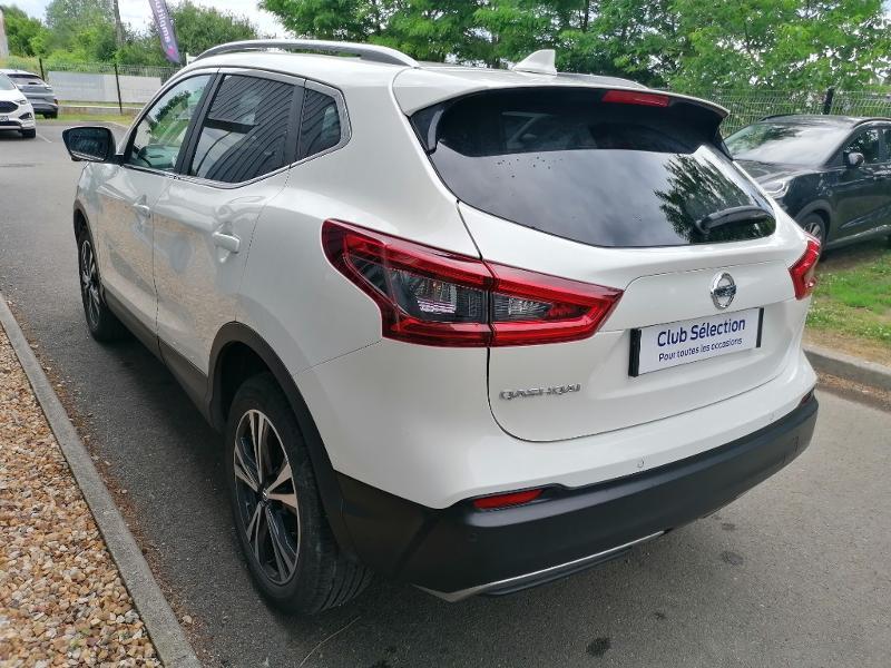 Nissan Qashqai 1.3 DIG-T 140ch N-Connecta 2019 Euro6-EVAP Blanc occasion à Saint-Doulchard - photo n°7
